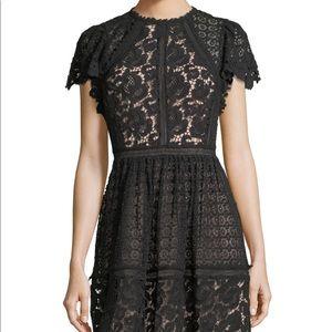 Fabulous lace Rebecca Taylor dress